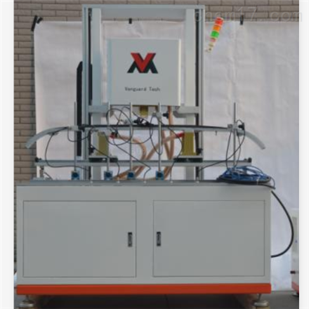 2020新款受电弓碳滑板大电流温升试验装置
