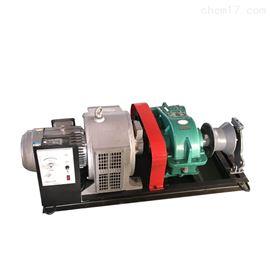 3kn电力设施许可证所需机具设备电缆牵引机3kn