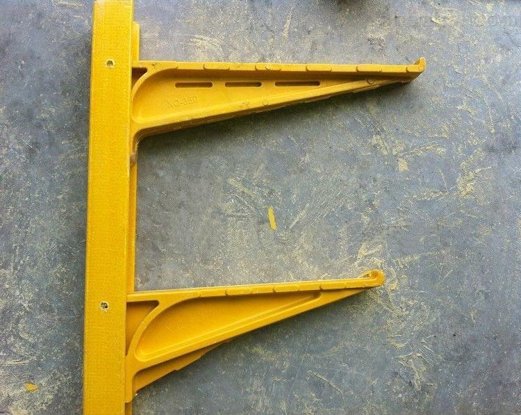 鄂尔多斯玻璃钢螺钉式电缆支架
