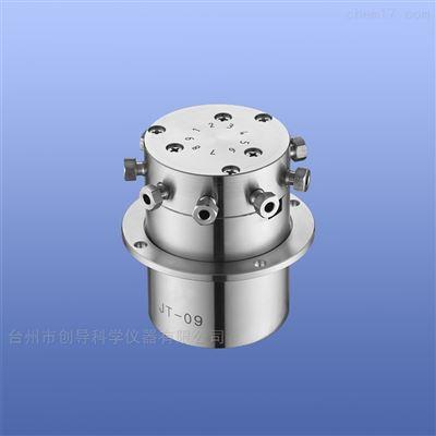 SQF水质分析专用多位阀(选换阀)
