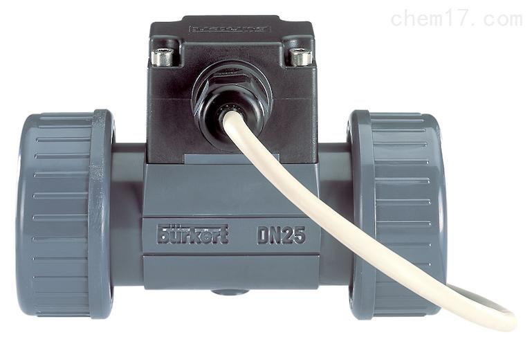 Burkert宝德涡轮流量计8012型0.3-10m/s