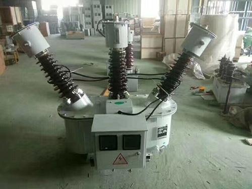 JLS-35KV油浸式高压计量箱