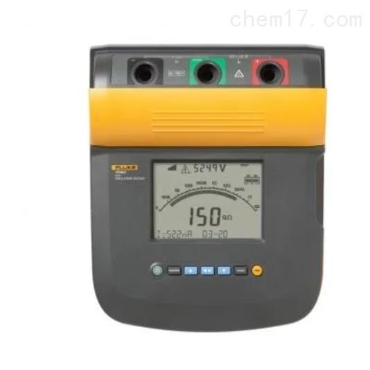 Fluke 1555/1555 FC绝缘电阻测试仪