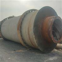 二手3.2*7米三筒沙子烘干机