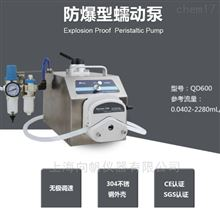 QD600防爆电机蠕动泵QD600