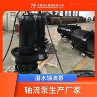 QZ/QZB河源农业水利项目用700QZB潜水轴流泵厂家