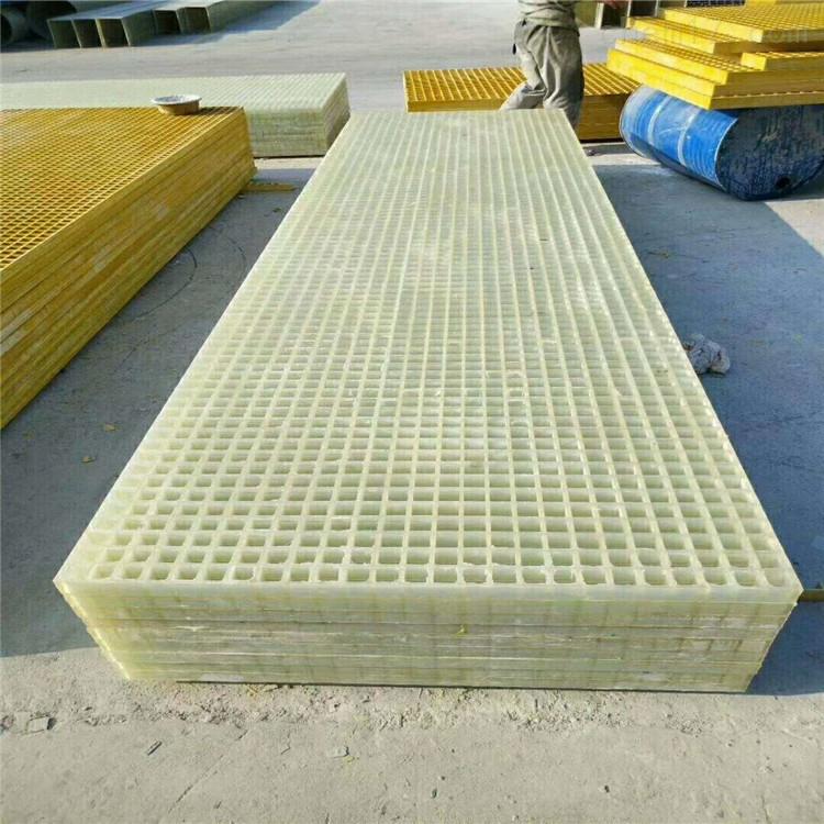 北京玻璃钢设备平台格栅厂家直销