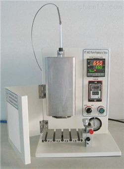 阻燃性测试机(Flame-Resistance Tester)