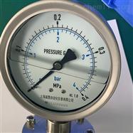 YTNHN-100ML法兰式膜片压力表YTNHN-100ML