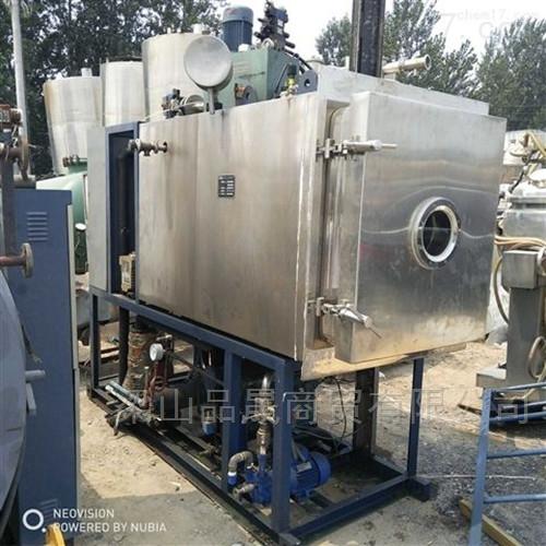 闲置一批二手真空冷冻干燥机20平方冻干机