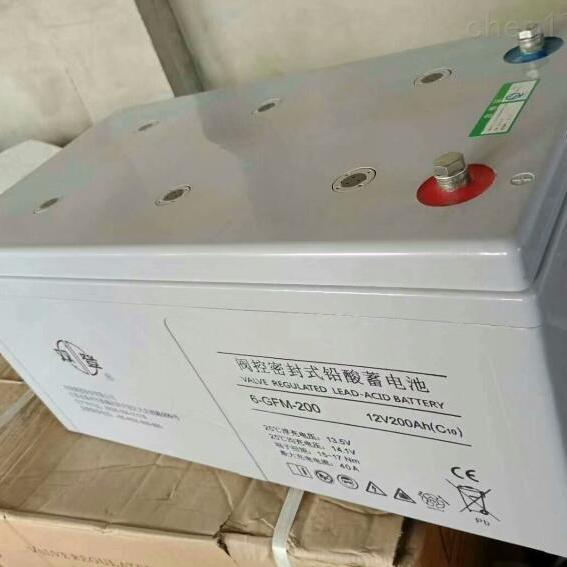 双登6-GFM-200通讯蓄电池