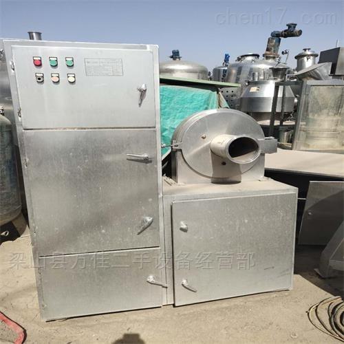 闲置二手40B沸腾万能粉碎机减价出售