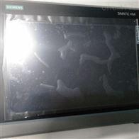西门子触摸屏TP1500通电重启维修分析