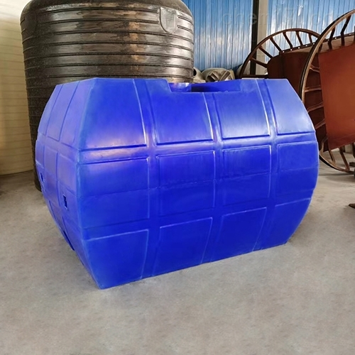2吨卧式桶