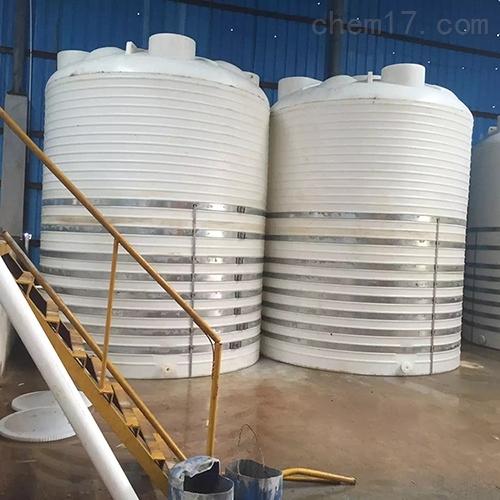 20吨皮革废水储罐