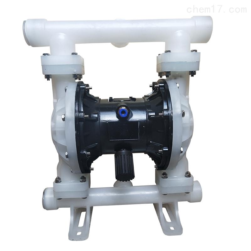 QBY气动隔膜泵-厂家