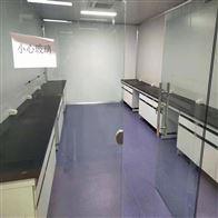 HZD0603青岛实验室案例整体装修流程