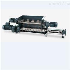 耐馳帶螺旋進料器單螺杆泵