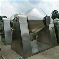 500L不锈钢双锥干燥机二手设备