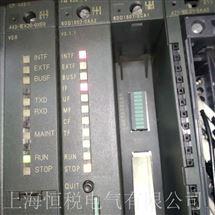 FM458修好可测西门子FM458-1DP模块亮红灯故障修复专家
