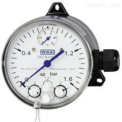 DPGS40TAWIKA带微动开关的差压表