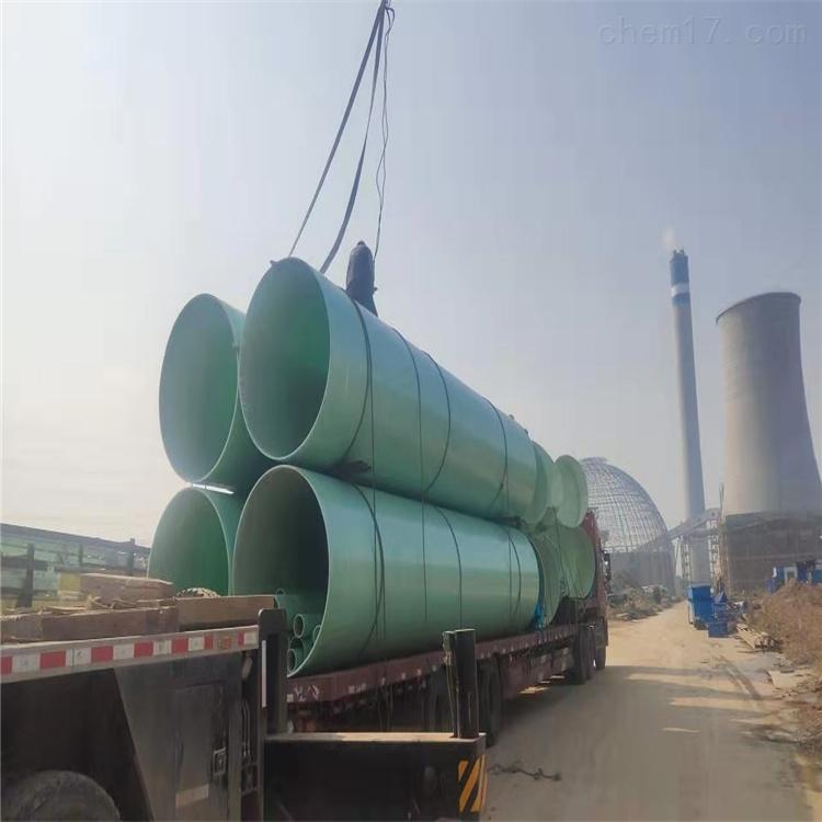 辽宁玻璃钢排水管道
