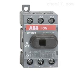 10136389ABB底板安装开关OT16F3报价