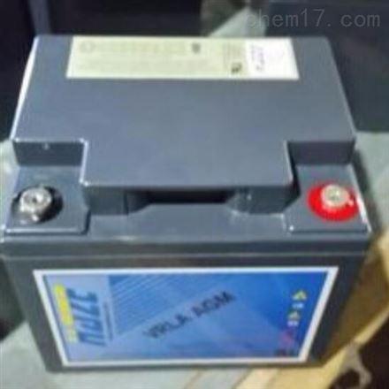 海志HZB12-38 12V38AH UPS蓄电池