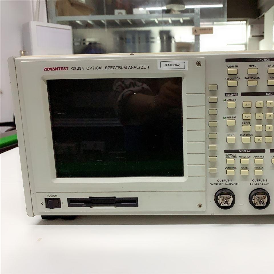爱德万Advantest光谱分析仪