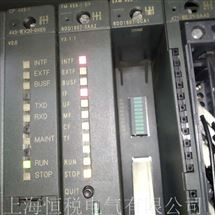 FM458快速修复西门子PLC模块6DD1607所有灯不亮故障修复
