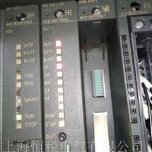FM458修好可测西门子PLC模块6DD1607指示灯不亮修复专家