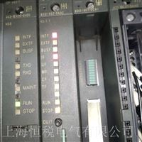 西门子模块6DD1607电源指示灯不亮解决方法