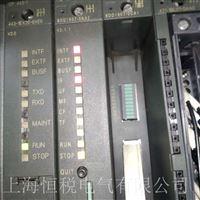 西门子模块6DD1607启动指示灯全亮原因分析