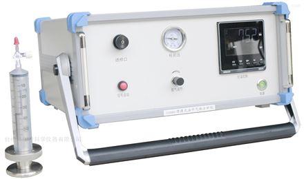绝缘油中溶解气体含量快速诊断仪