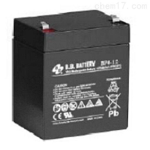 台湾BB蓄电池BP4-6原装
