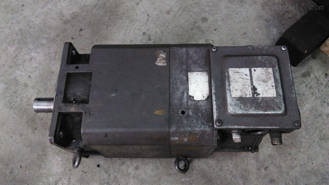 西门子主轴电机噪音大电机内部清理保养-当天可以修好