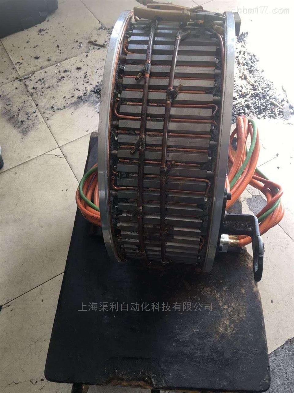 机床西门子主轴电机维修更换编码器故障-当天可以修好