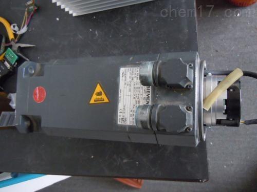 四川西门子主轴电机维修编码器轴承更换-当天可以修好