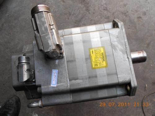 机床西门子电机更换轴承-当天可以修好