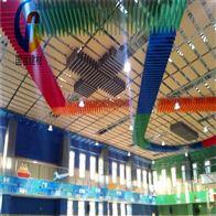 体育馆空间吊顶吸音体厂家