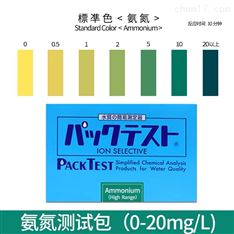 COD氨氮总氮总磷BOD六价铬快速测试纸
