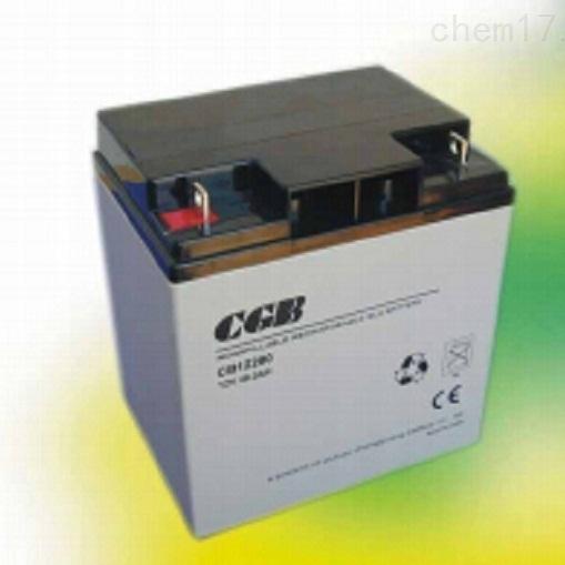 CGB长光蓄电池CB12280区域销售