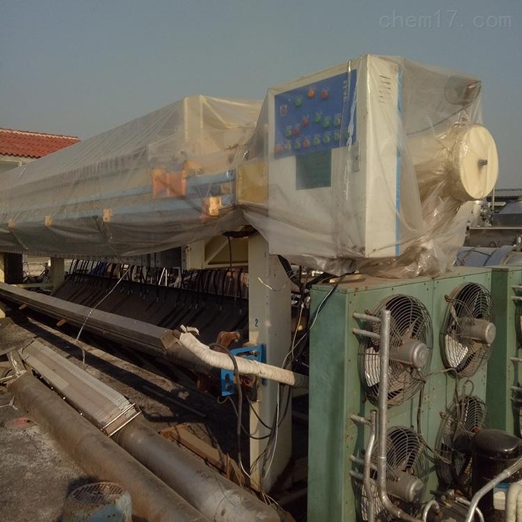 食品污泥带式压滤机二手设备厂
