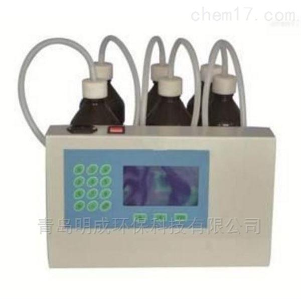 实验室用国标五日培养法水质BOD5检测仪
