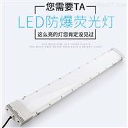 LED灯防爆双管防水荧光灯仓库厂房隔爆型
