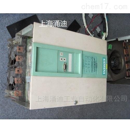 西门子6RA70变频器报警F035和F037维修