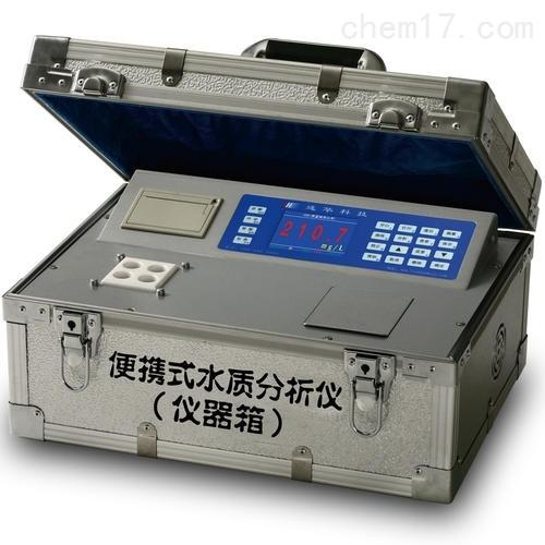 便携多参数水质分析仪