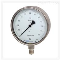 WIKA 威卡测试型压力表 不锈钢0.6级 332.30,333.30