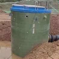 可定制河北一体化预制提升泵站