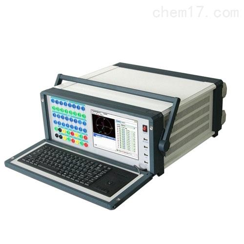 便携式六相继电保护测试仪